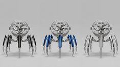 Luxury Design: Meet the Limited Edition Octopod Table Clock by MB&F - Covet Edition Milan Design, Luxury Watches, New Trends, Luxury Lifestyle, Clocks, Meet, Table, Fancy Watches