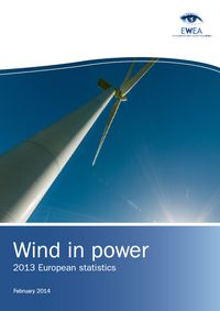 Wind in Power Statistics   EWEA