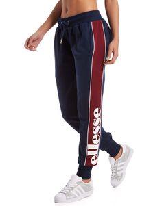 Ellesse Panel Fleece Pants - Shop online for Ellesse Panel Fleece Pants with JD Sports, the UK's leading sports fashion retailer. Jd Sports, Ellesse, Fleece Pants, Sport Pants, Sport Fashion, Lounge Wear, Cute Outfits, Sweatpants, Stylish