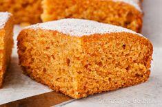 Krówkowe ciasto marchewkowe Cornbread, Food Heaven, Ethnic Recipes, Millet Bread, Corn Bread, Sweet Cornbread