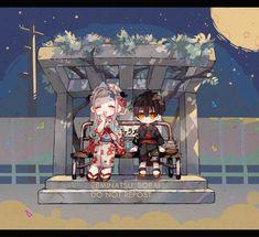 Otaku Anime, Fan Anime, Anime Art, Hanako San, Starco Comic, Seven Deadly Sins Anime, Anime Kawaii, Cute Stickers, Anime Couples