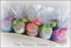 Abbey James Moisturizing Bath Bomb  3 pack spa gift by AbbeyJames, $12.99