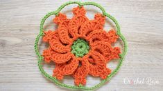 Crochet Flowers Easy Easy Crochet Flower Pattern You Need To Learn - This 8 petals crochet flowers, are by far one of the easiest crochet patterns you'll ever see and yet are also one of the most beautiful and versatile. Beau Crochet, Puff Stitch Crochet, Bonnet Crochet, Crochet Cord, Bobble Stitch, Crochet Patron, Crochet Baby, Crochet Feather, Crochet Butterfly