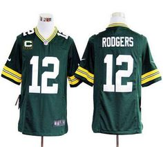 1cba3684f51 Nike Packers Aaron Rodgers Green Team Color Mens NFL Game Jersey And Derek  Wolfe 95 jersey