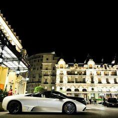 Beautiful Lamborghini LP640 Roadster