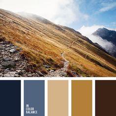 Цветовая палитра №3178