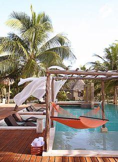 Most Romantic Beach Resorts: El Secreto - Ambergris Caye, Belize
