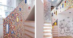 Pixelated Apartment / I-Beam - Inspiracje - Artykuły - Architektura wnętrz, wnętrza, projekty