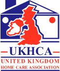 We are a member of the UKHCA -  Working for QUALITY in HOME CARE
