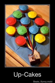 Up-Cakes! :)