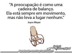 -Joyce Meyer