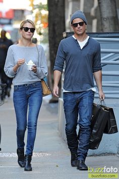casual couple