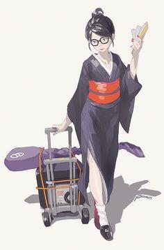 お師匠さん / Oshisyo-San