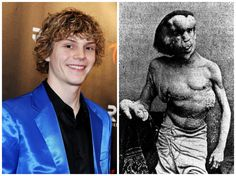 Who's Playing What on American Horror Story: Freak Show? Evan Peters | G Philly. POSSIBLE PART??