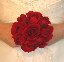 Rose Wedding Bouquets - Eternal Bouquets