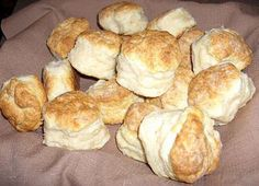 Southern Buttermilk Biscuits Recipe - Southern.Food.com We made these for birthday breakfast, oh so good!