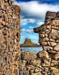 #Lindisfarne Window, #Northumberland, England