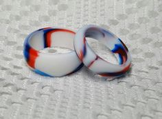 26 Best Silicone Wedding Sport Band Ring Mixed Colors Images Band