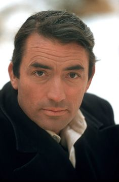 Gregory Peck, 1957. One of my all time favorite actors...and soooo handsome:-)
