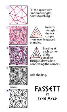How to draw FASSETT « TanglePatterns.com