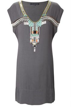 French Connection: Cleo's Dream Tunic Dress. Pair with sandals and an oversized tote!