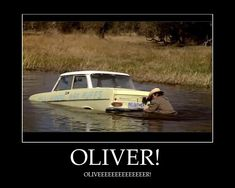 """This is just the happiest car in the world! I shall call it Oliver! Not that we'd ever name a car on Top Gear. I wish I hadn't said that."""