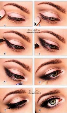make small eyes look larger