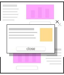 This Wordpress popup plugin is easy to use with attractive templates and is an excellent feature-rich product for little or not cost.