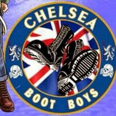 Chelsea Boot Boys