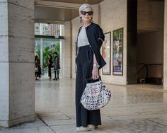 New York Fashion Week SS2015 - Accidental Icon - Lincoln Center | THE STYLESEER