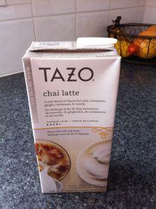 My copycat Starbucks Iced Chai Tea Latte Recipe! SO EASY