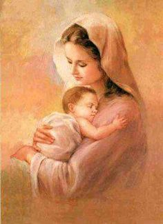 VIRGIN MOTHER AND CHILD