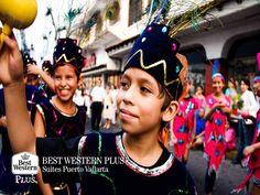 EL MEJOR HOTEL DE PUERTO VALLARTA. Puerto Vallarta, es un lugar multicultural lleno de tradición y en el que siempre encontrará algo que hacer. Disfrute de este mágico lugar lleno de tradición en sus próximas vacaciones. Le invitamos a reservar en Best Western Plus Suites Puerto Vallarta, para comenzar un viaje lleno de diversión. ¡Le esperamos! #MyBESTvacations