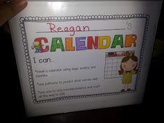 Kindergarten Lifestyle: Calendar Mania and Freebies! Calendar Time Kindergarten, Teaching Calendar, Calendar Activities, Kindergarten Freebies, School Calendar, Kindergarten Teachers, Classroom Activities, Classroom Organization, Teaching Kids