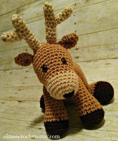 Hey, I found this really awesome Etsy listing at https://www.etsy.com/listing/287900977/crochet-arigurumi-deer-stuffed-animal