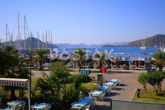 General information on Gocek Turkey, marinas, islands and beaches. Things to do in Gocek town. Stuff To Do, Things To Do, Sunny Days, Beaches, Attraction, Islands, Dolores Park, Explore, Travel