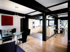 Huf Haus, Dulwich Village. Interior.