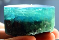WOW 143 Gram Huge Size Museum Grade PARAIBA TOURMALINE Crystal from Afghanistan