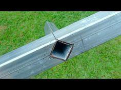 Best Indoor Garden Ideas for 2020 - Modern Welding Tools, Metal Welding, Welding Projects, Welding Jig, Metal Bending Tools, Metal Working Tools, Sheet Metal Art, Cool Mailboxes, Metal Fabrication Tools