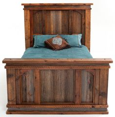 Barn wood furniture made for you. The Barnwood Furniture Collection is made from salvaged wood taken from Barns across the USA. Rustic Bedroom Furniture, Rustic Bedding, Wood Furniture, Rustic Headboards, Headboard Ideas, Furniture Ideas, Timber Beds, Wood Beds, Timber Wood