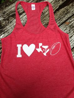 Hey, I found this really awesome Etsy listing at https://www.etsy.com/listing/238697423/i-heart-texan-football-womens-fitted
