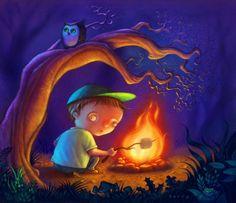 Will Terry - Book Illustrator