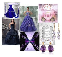 """""""Quinceanera party"""" by pinkypkawaiigirl ❤ liked on Polyvore featuring Quinceanera"""