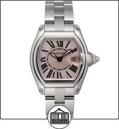 Cartier Mujer Roadster Acero Inoxidable  ✿ Relojes para mujer - (Lujo) ✿