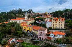 I had been told that if you were ever in Lisbon, Portugal that you HAD to take a day trip to Sintra. Well Sintra definitely lived up to its HAVE to visit reputation. Sintra Portugal, Places In Portugal, Visit Portugal, Spain And Portugal, Portugal Travel, Day Trips From Lisbon, Tourist Center, Portuguese Culture, Lisbon Portugal