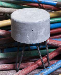 Elizabeth Moran, PAPERCRETE, Paper pulp, cement, sand, steel ...