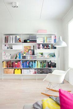 Creatividad ilimitada con las estanterías de String | DECORA TU ALMA - Blog de decoración, interiorismo, niños, trucos, diseño, arte...