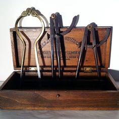 Vintage Drafting Tools now featured on Fab.