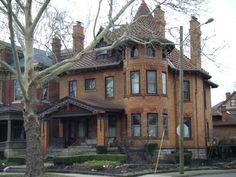 Victorian Village Columbus, Ohio