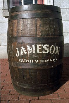 jameson barrel | Jameson Whiskey Gifts | Jameson Whiskey Merchandise | Personalised